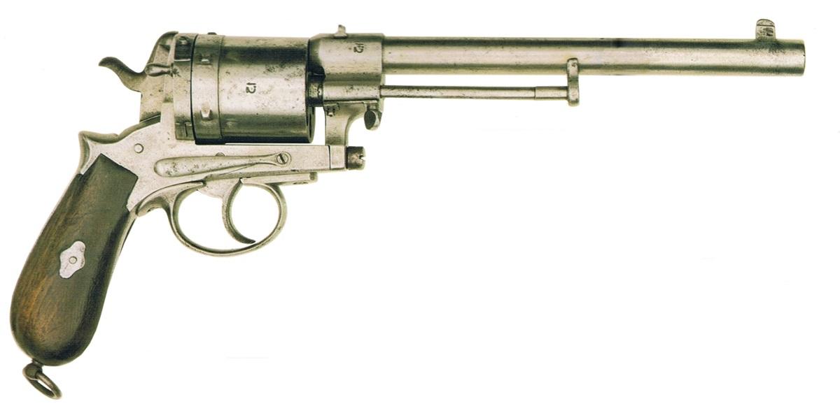 Gasser Model 1870 Gasser Model 1870 1870